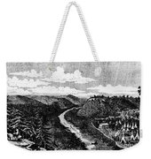 Milwaukee, C1820 Weekender Tote Bag