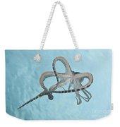 Mimic Octopus Parachuting Down, North Weekender Tote Bag