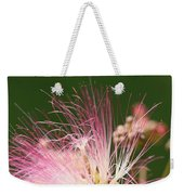 Mimosa And Worm Weekender Tote Bag