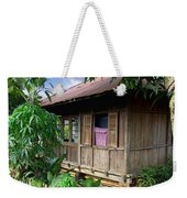 Minahasa Traditional Home 1 Weekender Tote Bag