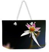 Mini Cactus Flower Weekender Tote Bag