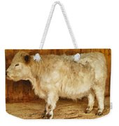 Mini Moo Weekender Tote Bag