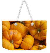 Mini Pumpkins Weekender Tote Bag