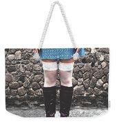 Minidress Weekender Tote Bag