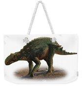 Minmi Paravertebra, A Prehistoric Era Weekender Tote Bag