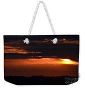 Minnesota Sunset 6 Weekender Tote Bag