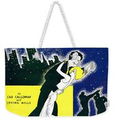 Minnie The Moocher Weekender Tote Bag