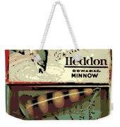 Minnow Weekender Tote Bag