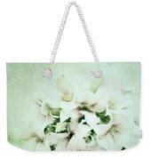 Mint Green Weekender Tote Bag
