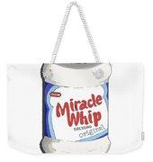Miracle Whip Weekender Tote Bag