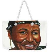 Miriam Makeba Weekender Tote Bag