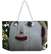 Miss Julia Scarecrow Weekender Tote Bag