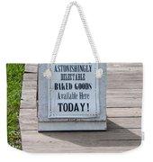 Miss Karen's Weekender Tote Bag