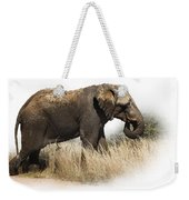 Missing A Tooth And Still Smiling Weekender Tote Bag