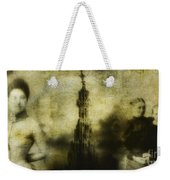 Missing Weekender Tote Bag by Andrew Paranavitana