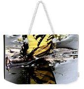Missing You - Butterfly Weekender Tote Bag