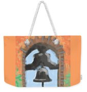Mission Bell Weekender Tote Bag