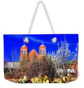 Mission In Silver City Nm Weekender Tote Bag
