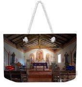 Mission San Antonio De Padua 3 Weekender Tote Bag