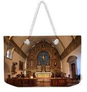 Mission San Carlos Borromeo De Carmelo  11 Weekender Tote Bag