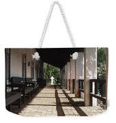 Mission San Diego Weekender Tote Bag