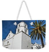 Mission San Luis Rey IIi Weekender Tote Bag