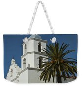 Mission San Luis Rey Iv Weekender Tote Bag
