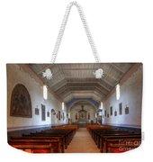 Mission Santa Ines 3 Weekender Tote Bag