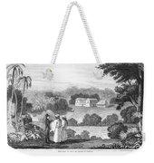 Missionary College, 1837 Weekender Tote Bag