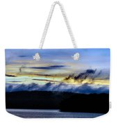 Mist After The Storm Weekender Tote Bag