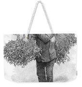 Mistletoe Gatherer, 1894 Weekender Tote Bag
