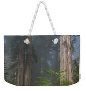 Mists Rising From Lady Bird Johnson Grove Weekender Tote Bag