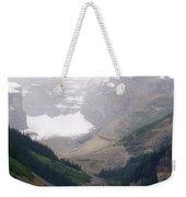 Misty Paddle - Lake Louise, Alberta Weekender Tote Bag