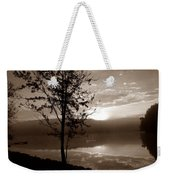 Misty Reflections S Weekender Tote Bag