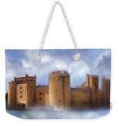 Misty Romantic Scotland Weekender Tote Bag