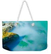 Misty Water Weekender Tote Bag