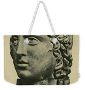 Mithras, Zoroastrian Divinity Weekender Tote Bag