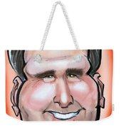 Mitt Romney Caricature Weekender Tote Bag