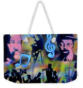 Mo Betta Blues Weekender Tote Bag
