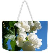Mock Orange 4 Weekender Tote Bag