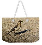 Mockingbird Meal Weekender Tote Bag