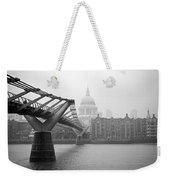 Modern And Traditional London Weekender Tote Bag