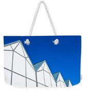 Modern Architecture Weekender Tote Bag by Tom Gowanlock