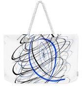 Modern Drawing 111 Weekender Tote Bag