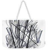 Modern Drawing 112 Weekender Tote Bag