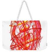 Modern Drawing 113 Weekender Tote Bag