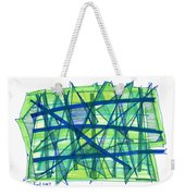 Modern Drawing Ninety-nine Weekender Tote Bag