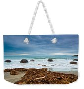 Moeraki Boulder East Coast Of South New Zealand Weekender Tote Bag