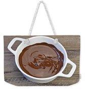 Molten Chocolate Weekender Tote Bag