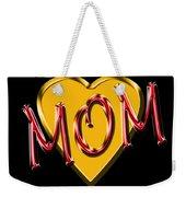 Mom 2 Weekender Tote Bag